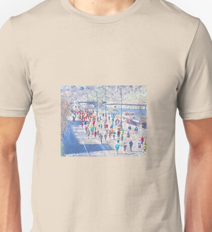 Prague runners (soft style) Unisex T-Shirt