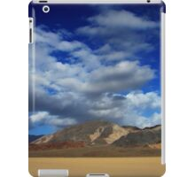 Walk Sowly To The Mountain To Touch The Sky iPad Case/Skin
