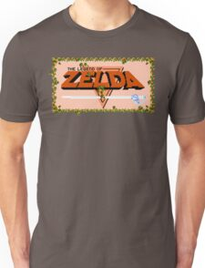 Title Screen - The Legend of Zelda T-Shirt