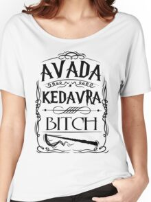 Avada Kedavra Women's Relaxed Fit T-Shirt