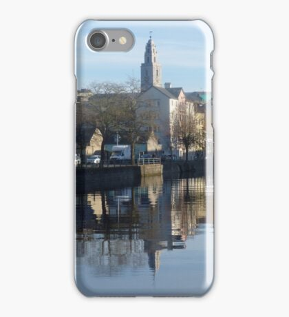 Cork on a Sunny morning iPhone Case/Skin