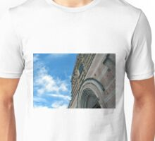 Ancient monument in Foligno, Italy Unisex T-Shirt