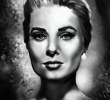 Grace Kelly by LillianRu