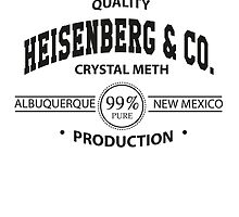 Heisenberg & Co. by Al9000
