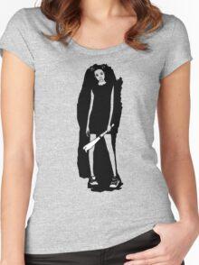 Anti-Hero Ver. I Women's Fitted Scoop T-Shirt