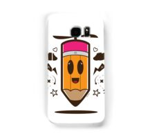 Fly Pencil Vector Samsung Galaxy Case/Skin