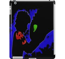The bond between rider and dragon iPad Case/Skin