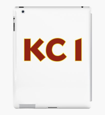 KC 1 iPad Case/Skin