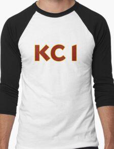 KC 1 Men's Baseball ¾ T-Shirt