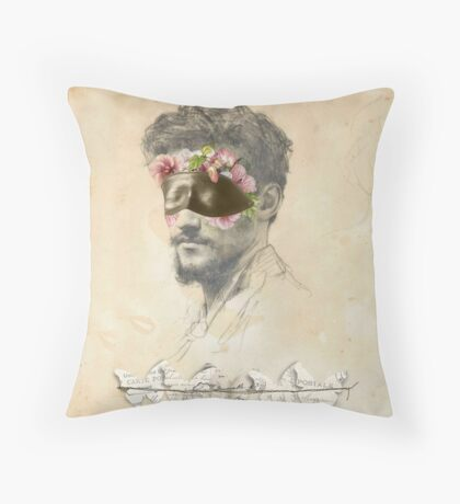 All the Light We Cannot See Throw Pillow
