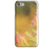 Wild Grasses 26 iPhone Case/Skin