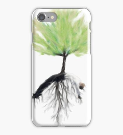 the corporate  tree iPhone Case/Skin