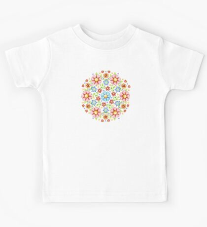 Millefiori Floral Kids Clothes
