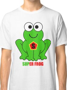 SUPER FROG Classic T-Shirt