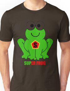 SUPER FROG Unisex T-Shirt