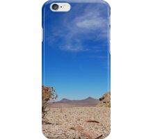 Nevada Desert iPhone Case/Skin
