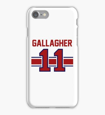 Brendan Gallagher 3 iPhone Case/Skin