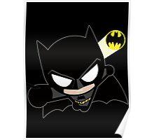 Gotham Calls Batman Poster
