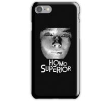 The Tomorrow People - Homo Superior iPhone Case/Skin