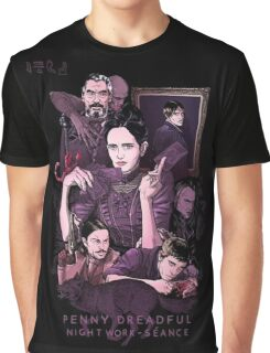penny dreadful night work  Graphic T-Shirt