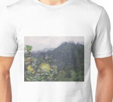 Koolau Ohia Mamo (less saturation) Unisex T-Shirt