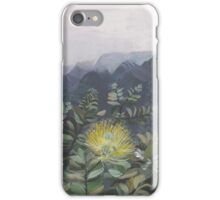 Koolau Ohia Mamo (less saturation) iPhone Case/Skin