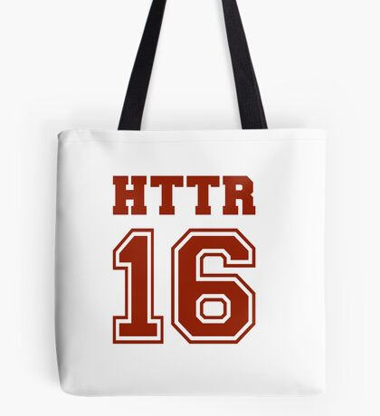 #HTTR - Hail To The Redskins Tote Bag