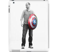 Captain Whedon iPad Case/Skin