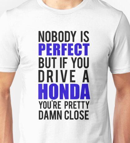 Honda Owners  Unisex T-Shirt