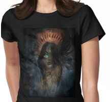 Chaos Witch Womens Fitted T-Shirt
