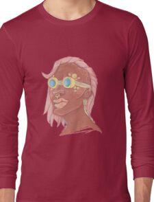 pink punk princess  Long Sleeve T-Shirt
