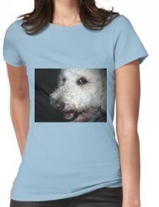 Jake Up Close Womens Fitted T-Shirt