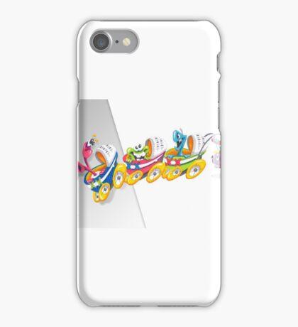 M'ODD'STER 07 - MONSTA' BUGGIES iPhone Case/Skin