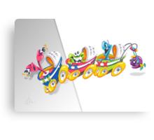 M'ODD'STER 07 - MONSTA' BUGGIES Canvas Print