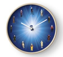 Doctor Who (All) Clock Clock