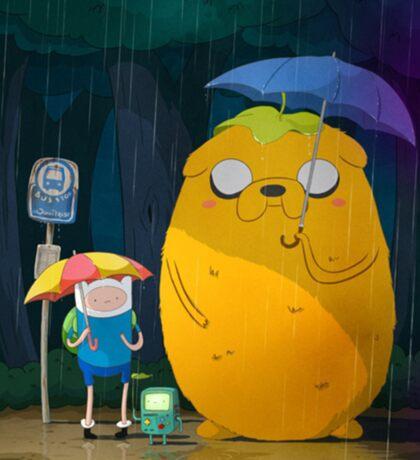 Art of Totoro - Studio Ghibli Sticker