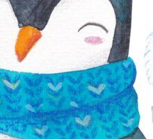 Cute penguin Sticker
