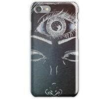 Third eye travel iPhone Case/Skin
