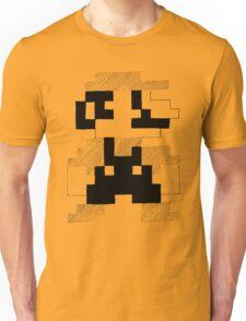 8 Bit Mario Unisex T-Shirt