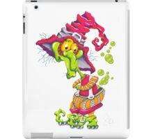 M'ODD'STER 05 - WITCH'Y POO iPad Case/Skin