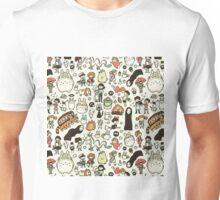 Art of Totoro - Studio Ghibli Unisex T-Shirt