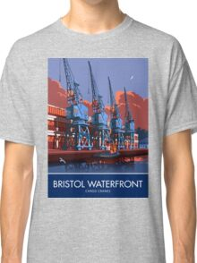 Bristol Waterfront Classic T-Shirt