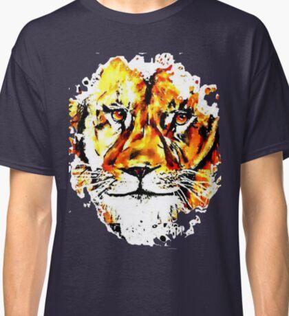Kaz Art Creations Splat Courage Within  Classic T-Shirt