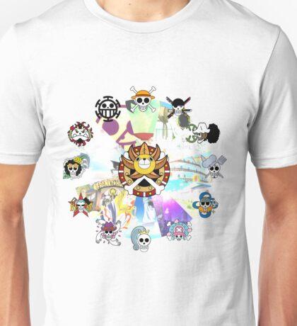 Mugiwara Unisex T-Shirt