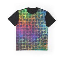 Rainbow waves Graphic T-Shirt