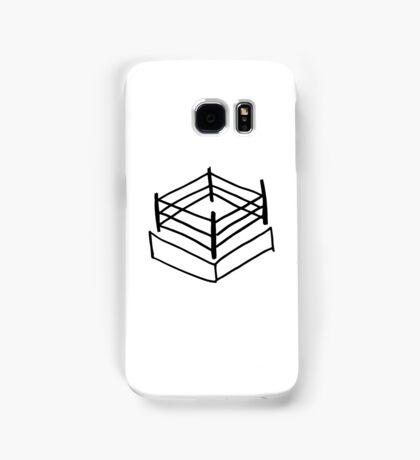 Wrestling RIng Samsung Galaxy Case/Skin