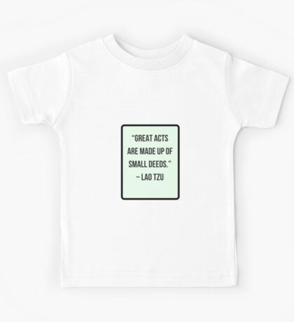 GREAT ACTS Kids Tee
