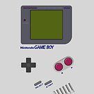 Gameboy Pocket - Classic by Stucko23