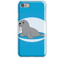 Walrus iPhone Case/Skin