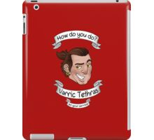 Trusty Dwarf iPad Case/Skin